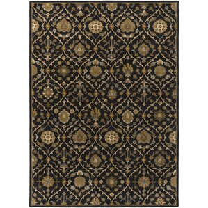 Black And Tan Area Rugs wool rugs & area rugs | joss & main