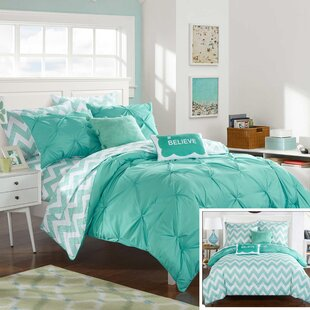 Chic Home Lucca Comforter Set Wayfair