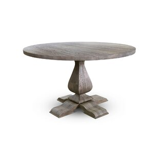 Mcgahan Solid Wood Dining Table