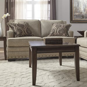 Curved Loveseat Cuddle Couch | Wayfair