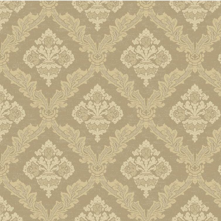 York Wallcoverings Windermere Lawrence 27 X 27 Quot Damask