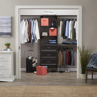 Closet Systems Organizers Youll Love
