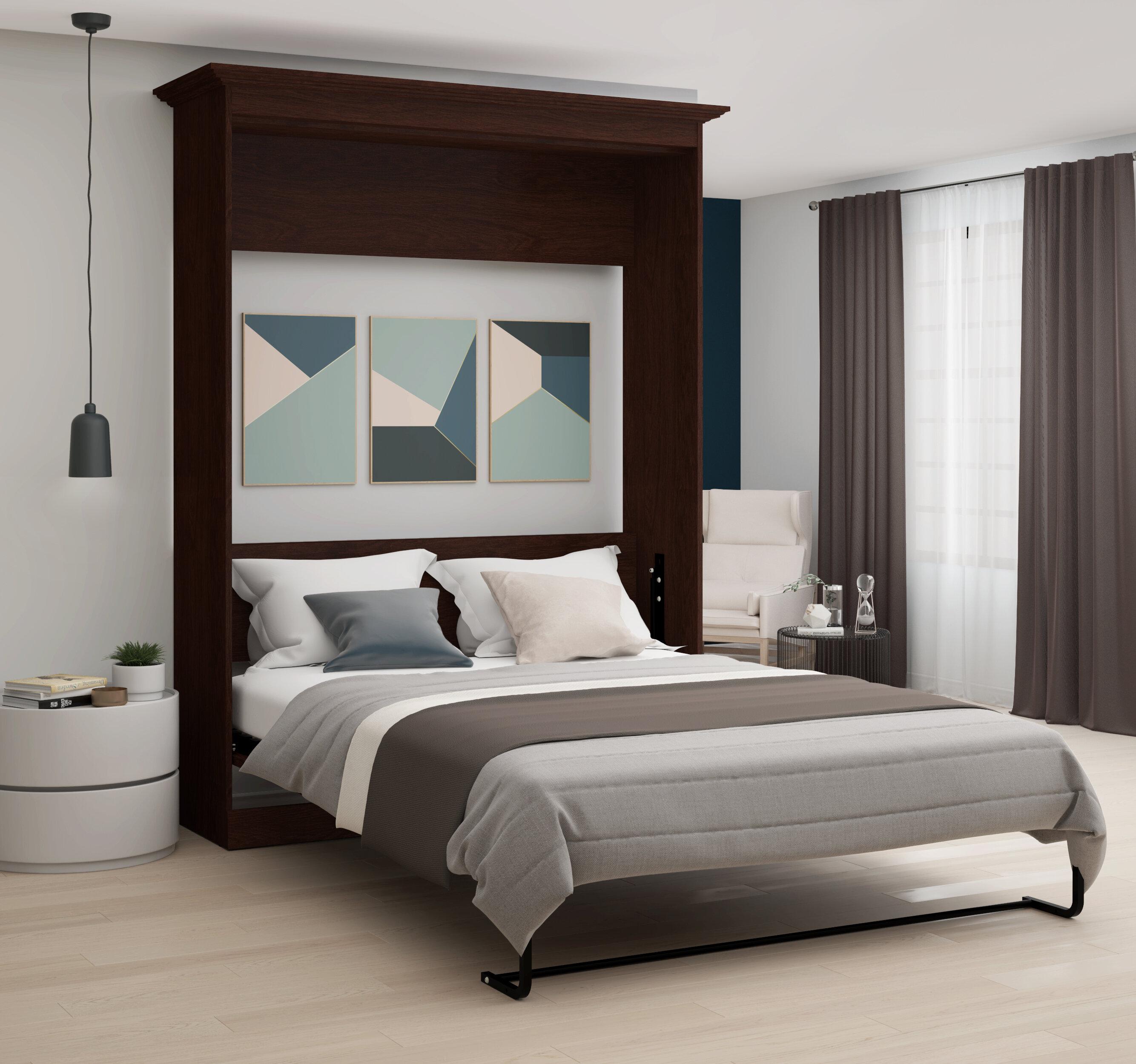 Murphy Bed.Burris Wall Murphy Bed