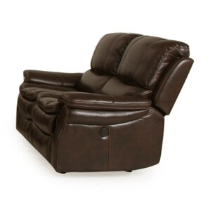 Stapleford Dual Power Reclining Loveseat by Red Barrel Studio