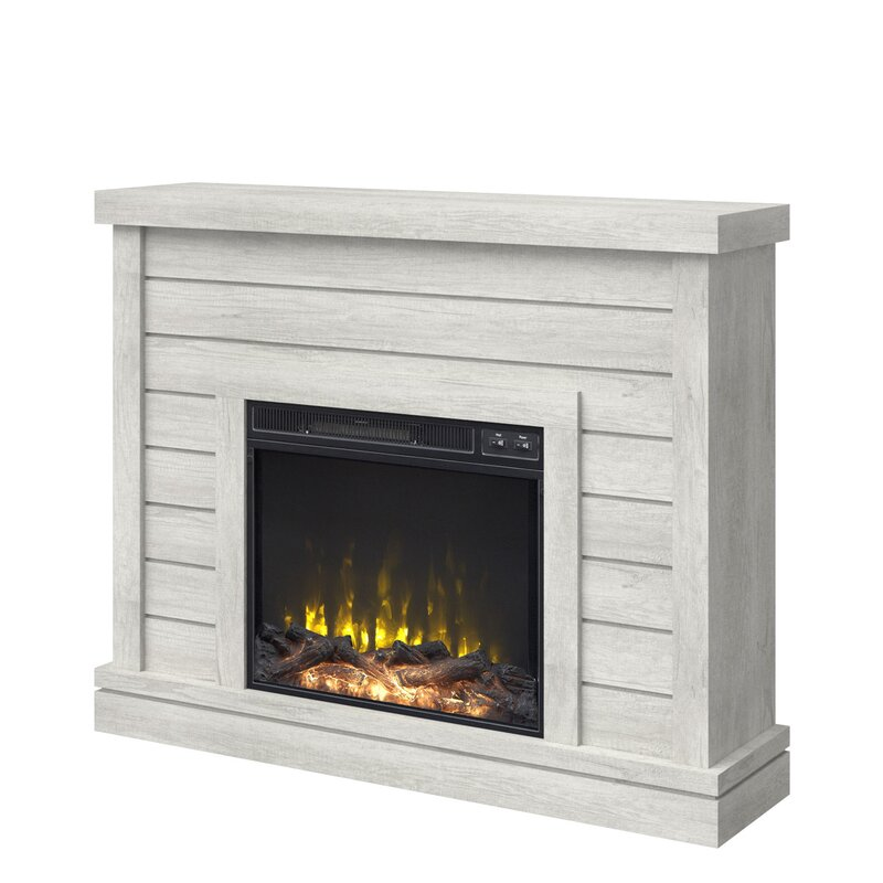Fish Electric Fireplace