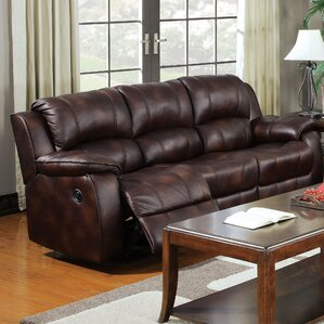 ACME Furniture Zanthe Motion Reclining Sofa Image