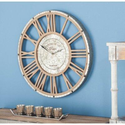 Wrought Iron Wall Clocks Wayfair