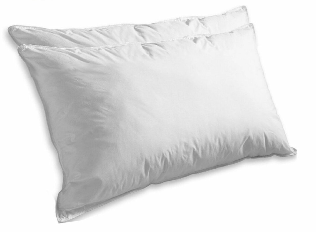 ecowool travel standard wool handmade and showing natural pillow support copy filled products breathable pillows sizes bed queen king