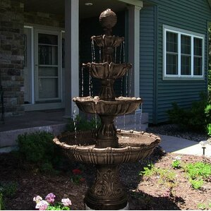 Large Indoor Fountain | Wayfair