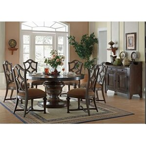 Lorraine Round Dining Table by Eastern Legends