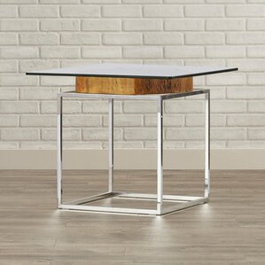 Lipscomb End Table by Bray..
