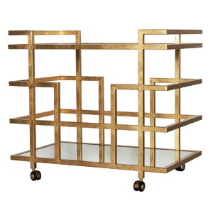 Linear Bar Cart