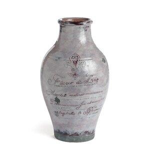 Brecon Gray Ceramic Medium Urn