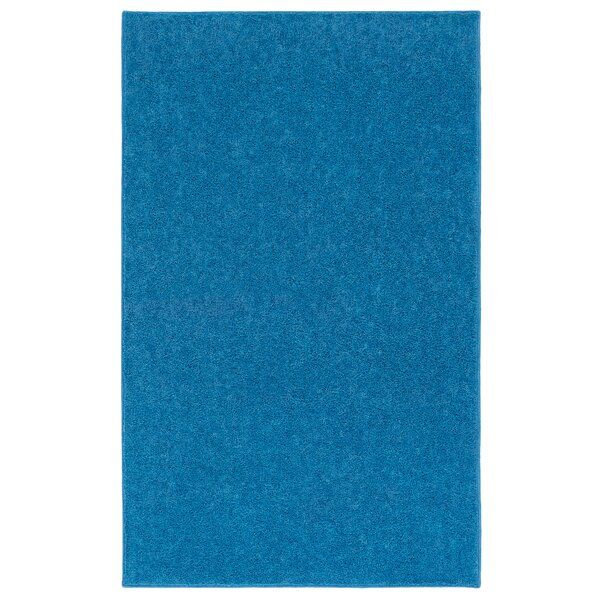 Viv Rae Anika Royal Sky Blue Area Rug Reviews