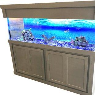 220 Gallon Plato Aquarium Stand
