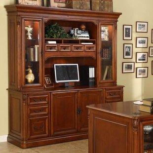 Ordinaire Pippin Credenza Desk With Hutch