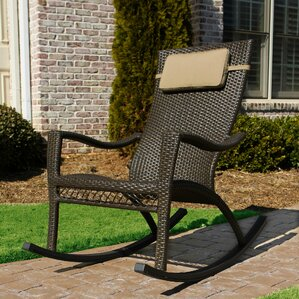 tuscan lorne rocking chair tuscan lorne rocking chair by tortuga outdoor