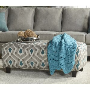 Artemis Accent Ottoman by Flair