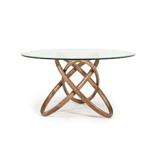 Hardnett Solid Wood Dining Table