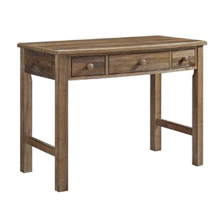Jeanette 3 Drawer Writing Desk