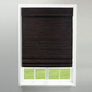 roman shade blinds pattern room darkening roman shade cordless blinds shades youll love wayfair