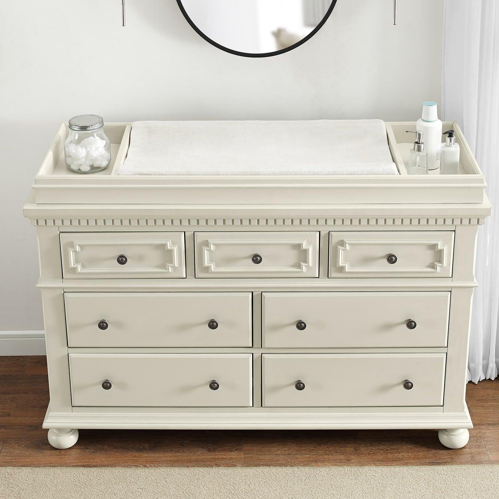 Bertini Vernay Changing Table Dresser U0026 Reviews | Wayfair
