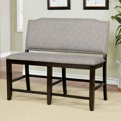 Counter Height Bench With Back Wayfair