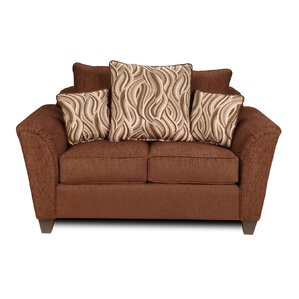 Zoey Loveseat by Chelsea Home