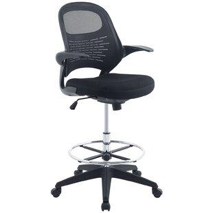 Attrayant Alyson Mesh Drafting Chair