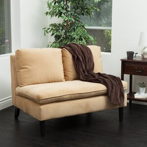 Delone Loveseat by Home Loft Concepts