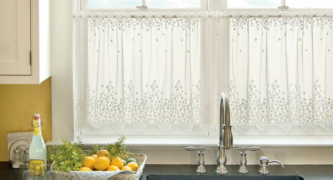 Our Favorite Kitchen Curtains