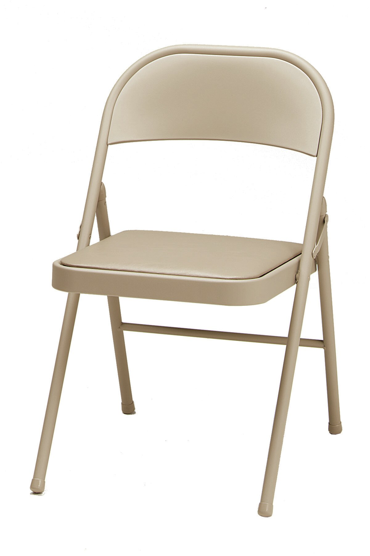 Meco Single Padded Folding Chair & Reviews