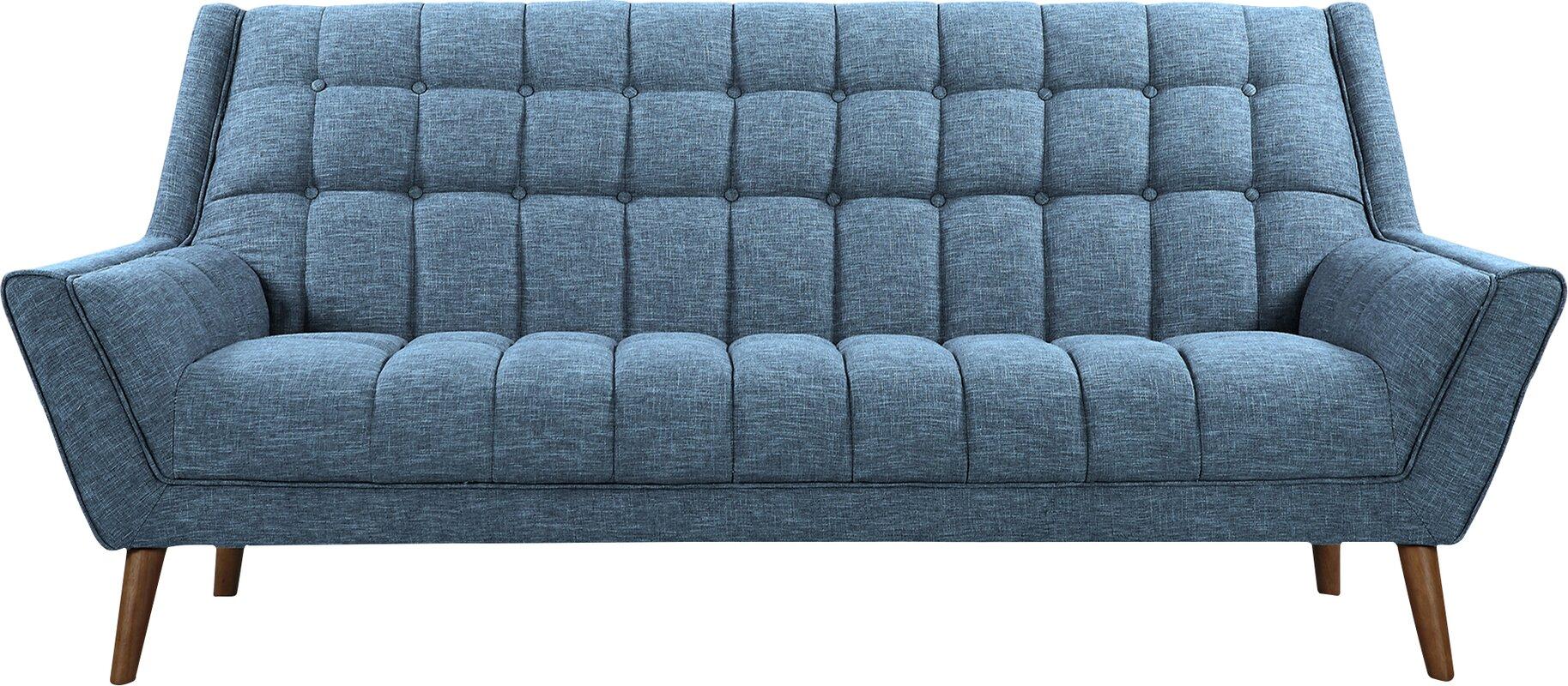 Demesne Mid Century Modern Sofa