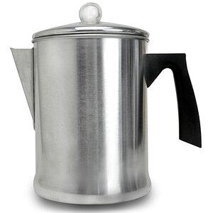 9 Cup Percolator Coffee Maker