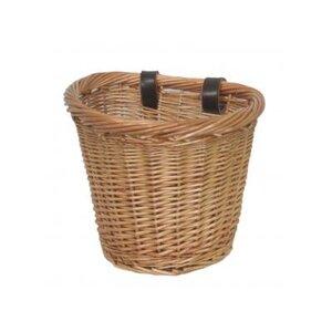 Fahrradkorb Heritage aus Weidenholz von Willow Direct Ltd