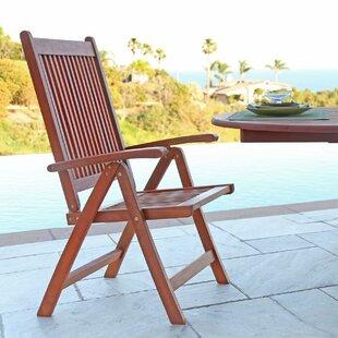 Hollain 5 Position Reclining Garden Chair