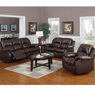 2 Piece Recliner Sofa Set | Wayfair