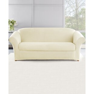 2 Piece Sofa Slipcover | Wayfair