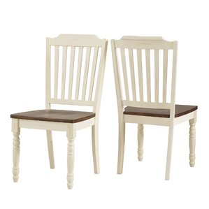 Westlund Solid Wood Dining Chair (Set of ..