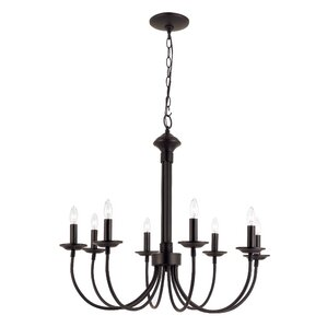 High Quality Shaylee 8 Light Candle Style Chandelier