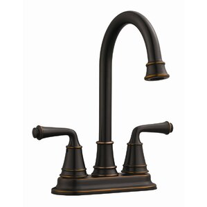 Design House Eden Double Handle Bar Faucet