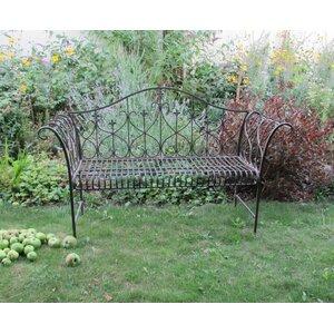 Gartenbank aus Stahl von Ascalon
