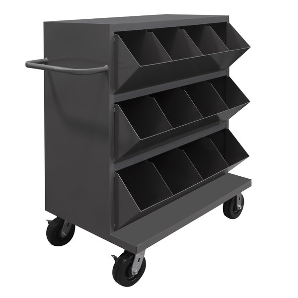Durham Manufacturing Mobile Storage Cart | Wayfair