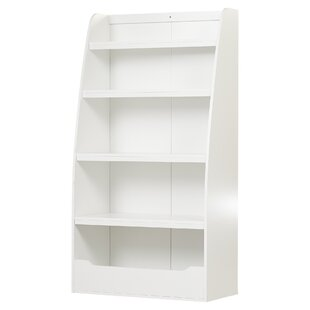 crate walnut danish bookcase bookcases tall kids white for barrel and bookshelves