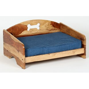 Craig Dog Bed With Orthopedic Foam Mattress
