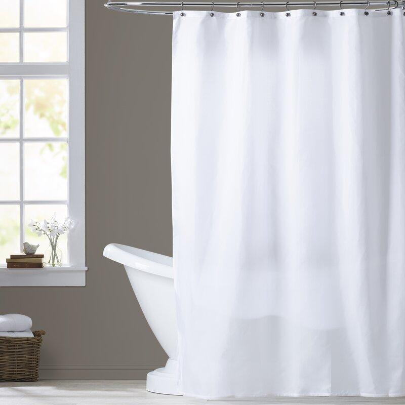 Berning Nylon Shower Curtain Liner & Reviews | AllModern