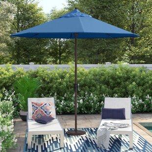 981d9d545 Farmhouse & Rustic Patio Umbrellas & Stands | Birch Lane