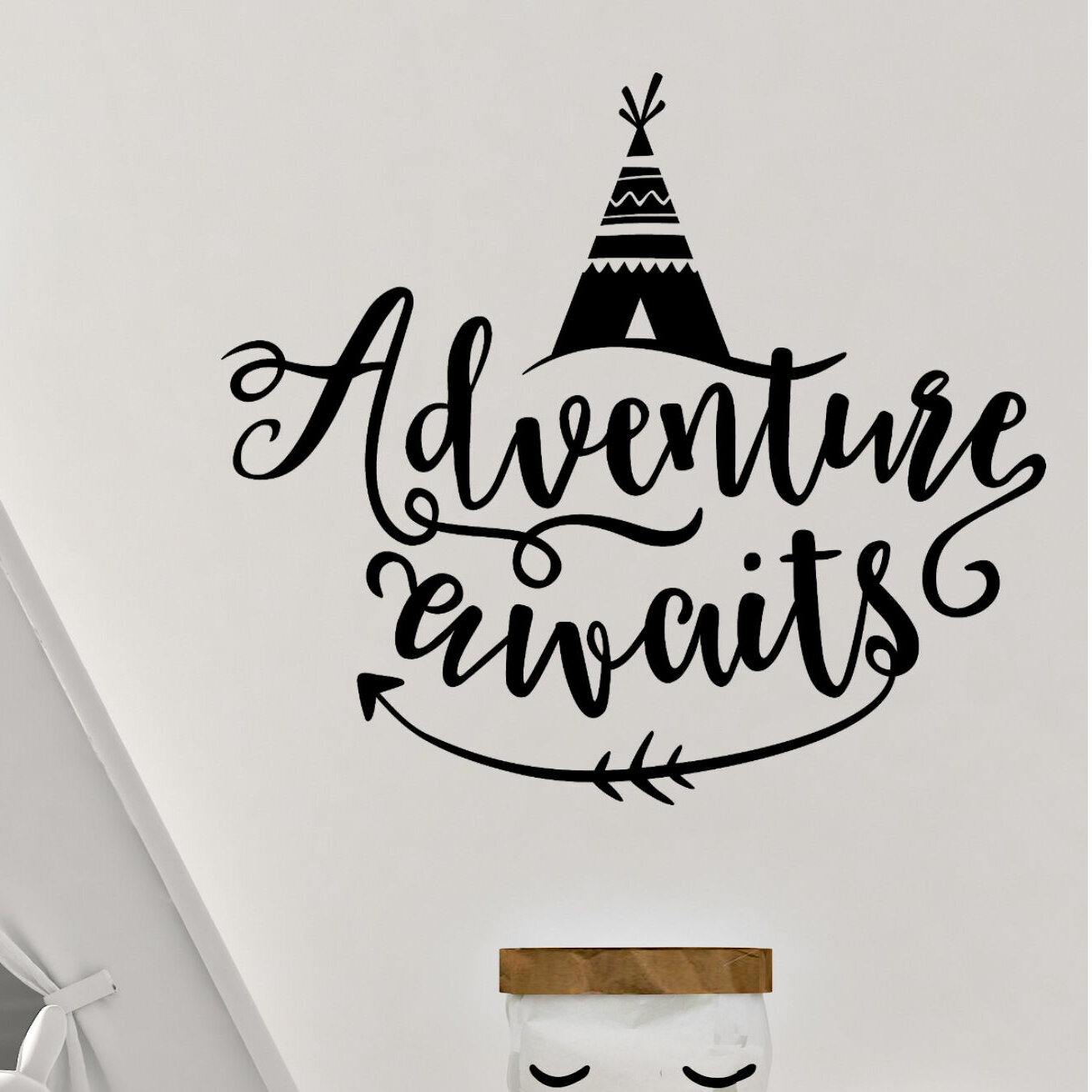 Decalthewalls Adventure Awaits Vinyl Wall Decal Circuit Board Tree Art Graphic Stickers Decals