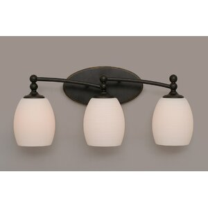 Capri 3-Light Vanity Light