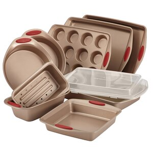 Cucina 10 Piece Nonstick Bakeware Set
